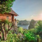 Enjoy stunning island views from the Rumah Pohon treehouse